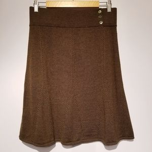 Krimson Klover Merino Wool Sweater Skirt